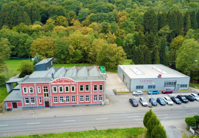 Firmengebäude F.A. Schmidt