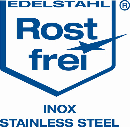 Edelstahl Rostfrei Logo